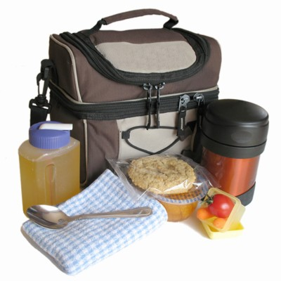 How to pack your lunch bag and not pollute the environment?