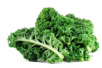 Top 10 benefits of kale