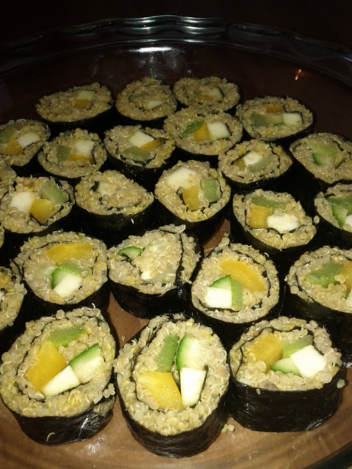 7 Health Benefits of Quinoa and a Recipe for Quinoa Sushi – Kids' friendly food