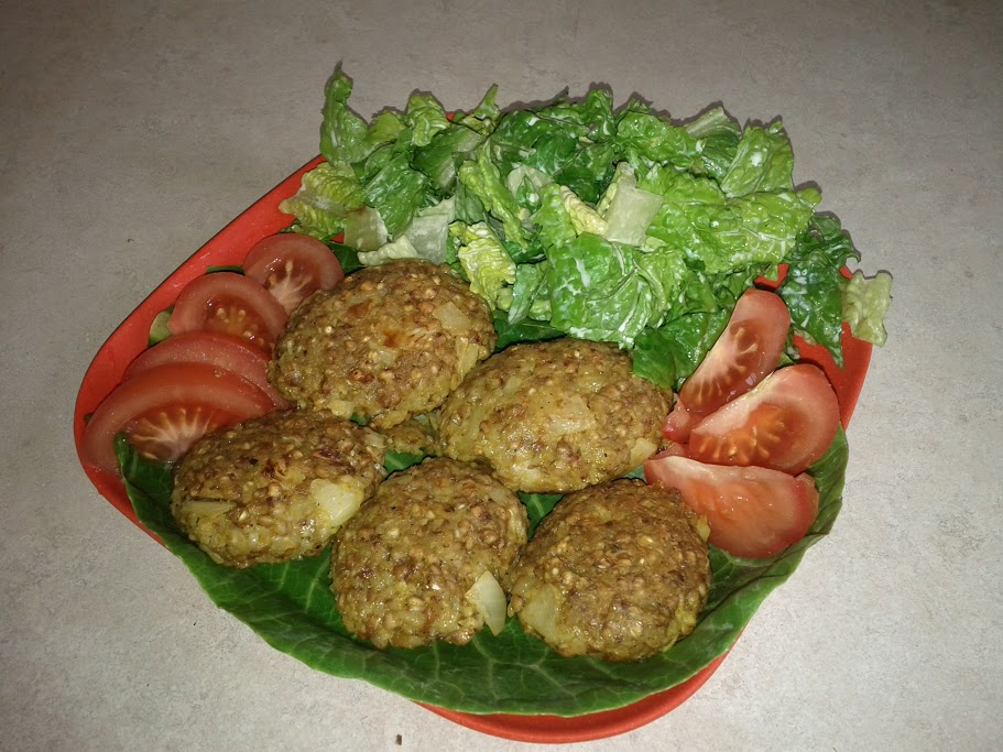 Top 5 Health Benefits of Buckwheat and a Recipe for Gluten Free Buckwheat Patties
