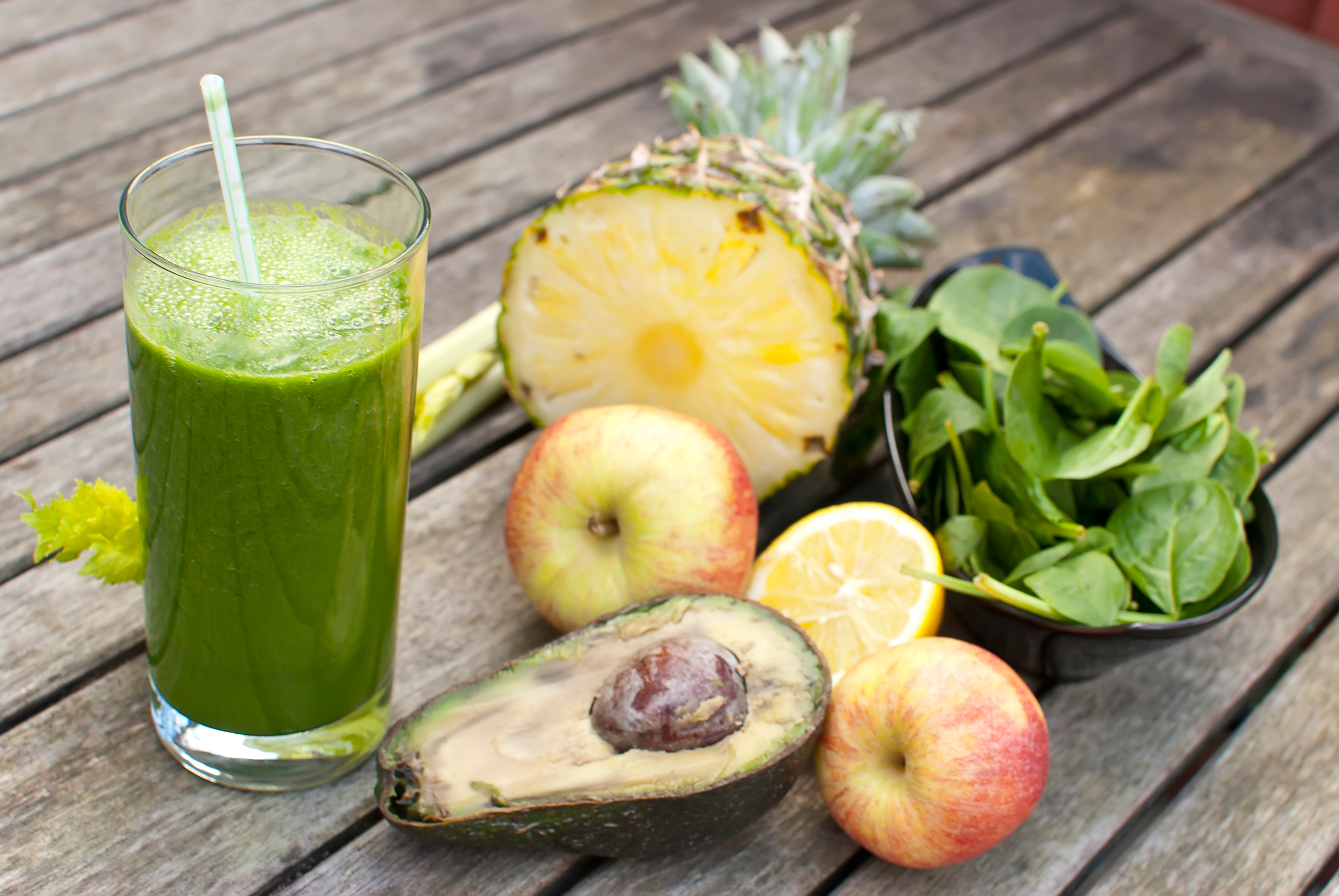 Green Smoothies Recipes for Beginners