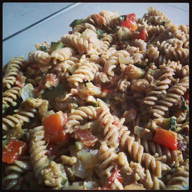Vegan Pasta Bolognese Recipe